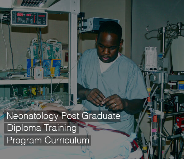 Neonatology Program Curriculm